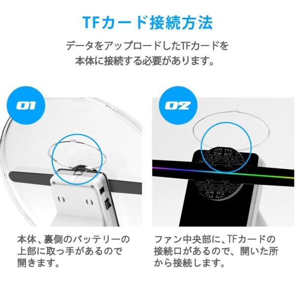 2019 3D hologramer LEDモニター 最新広告 3D映像 ディスプレイ 立体映像 広告ディスプレイ 3Dホログラム プロジェクター デジタルサイレージ LEDファン lfs 13