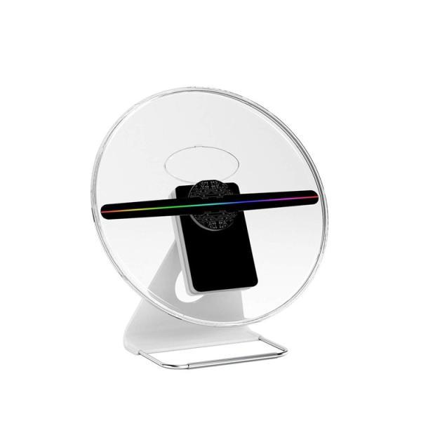 2019 3D hologramer LEDモニター 最新広告 3D映像 ディスプレイ 立体映像 広告ディスプレイ 3Dホログラム プロジェクター デジタルサイレージ LEDファン lfs 17
