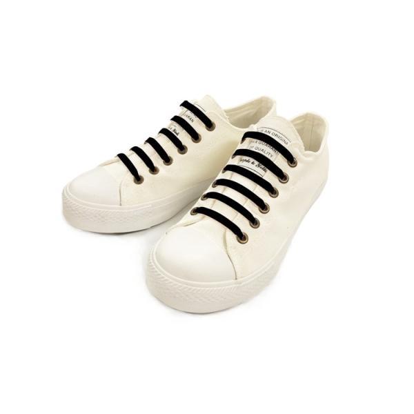 結ばない靴紐 靴ひも 靴 シューズ 濡れない 汚れない ほどけない SHULEPAS シュレパス シューアクセサリー スニーカー シリコン ランニング スポーツ (大人用)|lfs|18