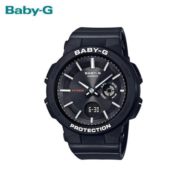 女性用 カシオ ベビーG 腕時計 ベビージー ベイビージー CASIO BABY-G レディース 防水 国内正規品 bk