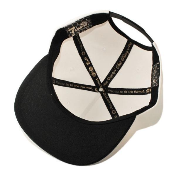 7UNION セブンユニオン スナップバックキャップ 帽子 メンズ レディース wt gy|liberalization|04