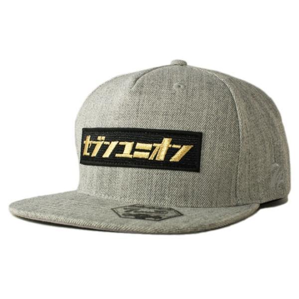 セブンユニオン 7UNION ストラップバックキャップ 帽子 メンズ レディース wt gy bk|liberalization|05