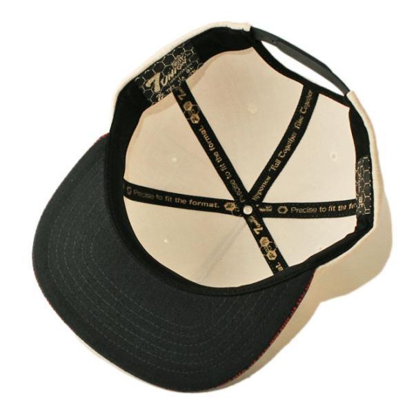 セブンユニオン 7UNION スナップバックキャップ 帽子  メンズ レディース wt gy bk|liberalization|03
