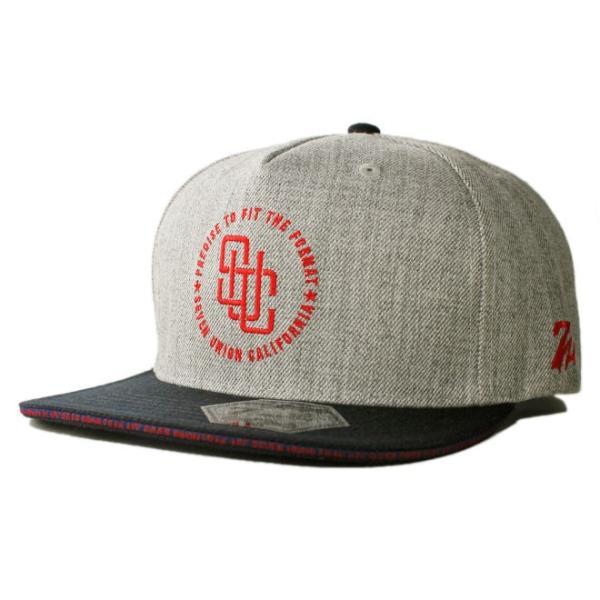 セブンユニオン 7UNION スナップバックキャップ 帽子  メンズ レディース wt gy bk|liberalization|08