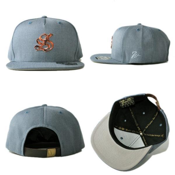 7UNION セブンユニオン ストラップバックキャップ 帽子 メンズ レディース gy nv lbe ptn|liberalization|02