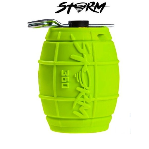 STORM360 IMPACT GRENADE  ( Grey/Gris  Black / Noir  Army Green  Red/Rouge   Lime Green )|liberator|09