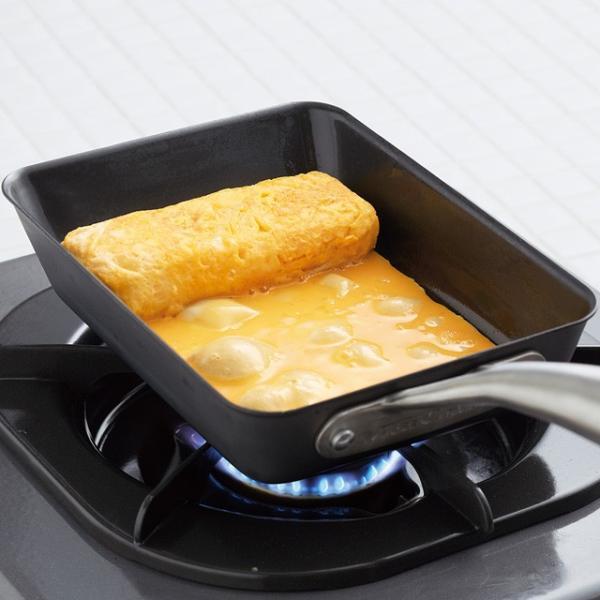 ビタクラフト スーパー鉄 エッグパン 2009  日本製  Vita Craft 卵焼き器 長持ち liberta 02