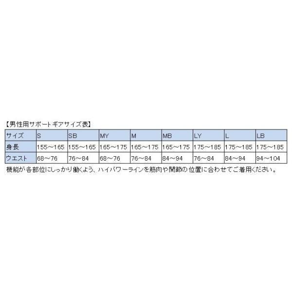 【A】10/16まで30%OFF ワコール CWX メンズ スタビライクス ロング丈スポーツタイツ (S SB MY M MB LY L LBサイズ) HZO549 [m_a]|liberty-h|04
