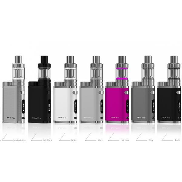 電子タバコ VAPE ベイプ Eleaf iStick Pico スターターキット バッテリー付 アイスティック ピコ 電子たばこ 電子煙草 爆煙|liberty-jpn|02