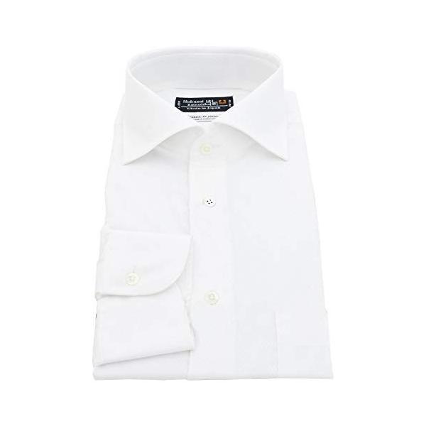 BUSINESSMAN SUPPORT(ビジネスマンサポート) 日本縫製 長袖ワイシャツ 日本生地 形態安定 jp-6 022-M|liberty-online|03