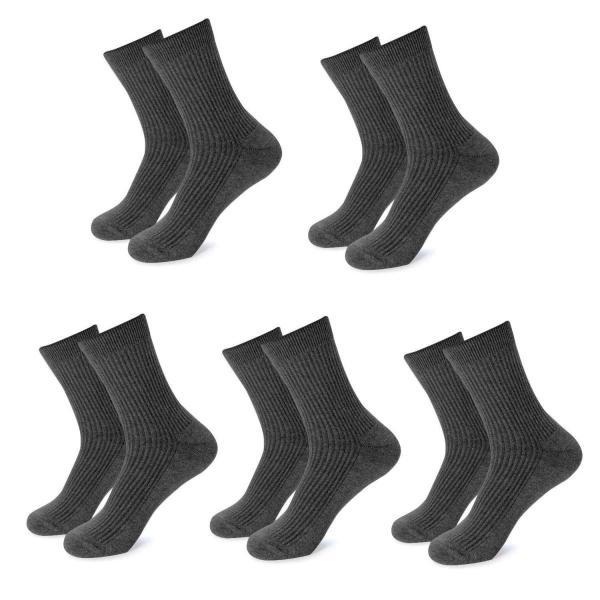 メンズソックス 靴下 メンズ ビジネスソックス ブランド 綿5足? 冬 におい あたたかい25~28cm黒 おしゃれ かわいい 大きいサイズ|liberty-online