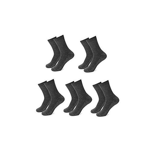 メンズソックス 靴下 メンズ ビジネスソックス ブランド 綿5足? 冬 におい あたたかい25~28cm黒 おしゃれ かわいい 大きいサイズ|liberty-online|06