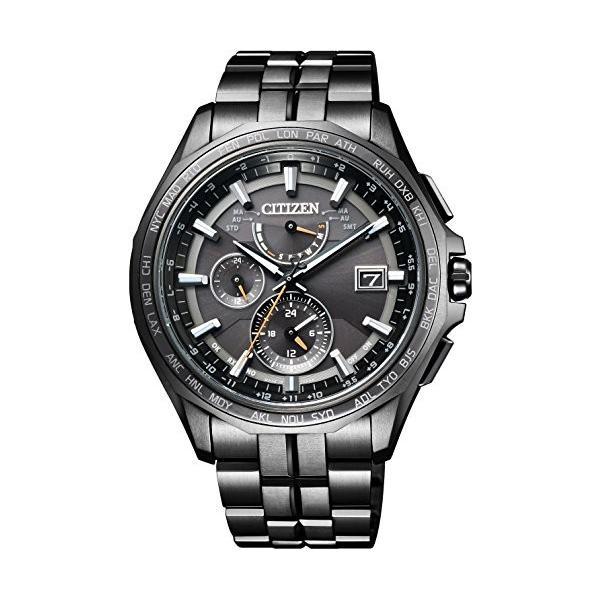 シチズンCITIZEN 腕時計 ATTESA アテッサ Eco-Drive エコ・ドライブ 電波時計 ダブルダイレクトフライト ブラックチタ|liberty-online|07
