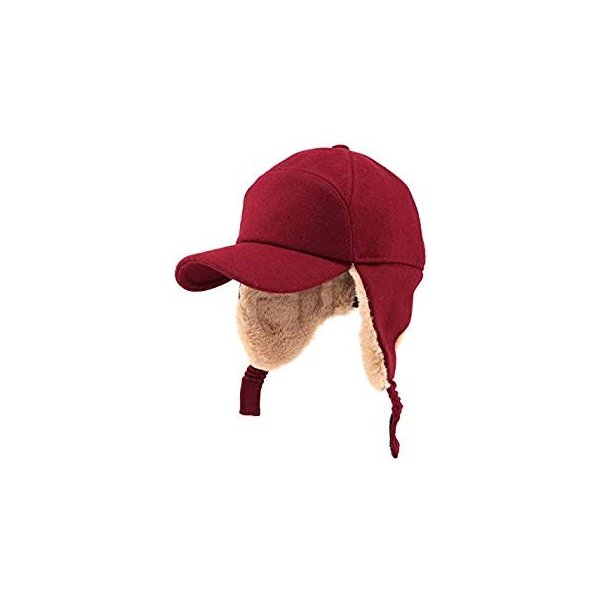 Gisdanchz Outdoor キャップ 釣りキャップ メンズ 帽子 ウール 60代メンズファッション レディース 秋 冬 防寒 キャッ|liberty-online|10