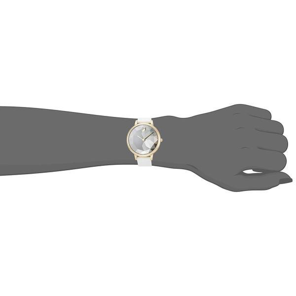 スワロフスキー 腕時計 CRYSTAL LAKE 5416003 レディース 並行輸入品 ホワイト