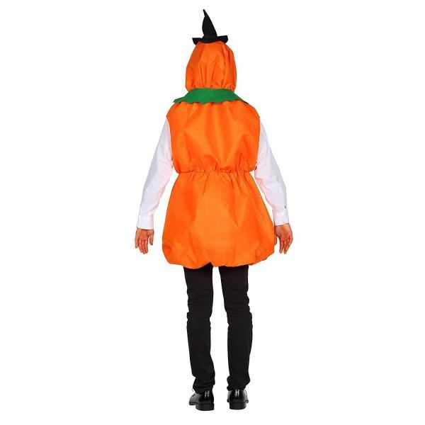 だんごパンプキン かぼちゃ 着ぐるみ コスプレ ユニセックス オレンジ