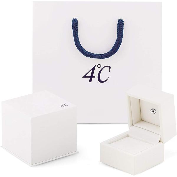 4℃(ヨンドシー) 0.1ctダイヤモンド プラチナネックレス 111033125001 liberty-online 03