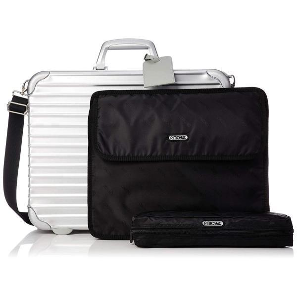 リモワ キャリーバッグ ATTACHE CASE 17L Handcase 1-2日 機内持ち込み可 40 cm 2.5kg Silver liberty-online 02