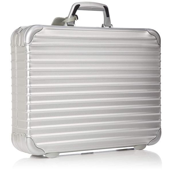リモワ キャリーバッグ ATTACHE CASE 17L Handcase 1-2日 機内持ち込み可 40 cm 2.5kg Silver liberty-online 03