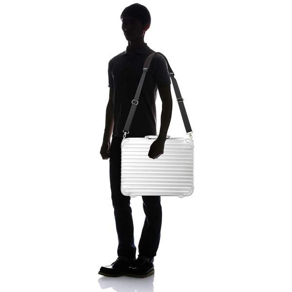 リモワ キャリーバッグ ATTACHE CASE 17L Handcase 1-2日 機内持ち込み可 40 cm 2.5kg Silver liberty-online 04