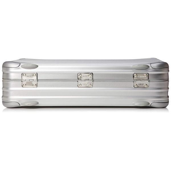 リモワ キャリーバッグ ATTACHE CASE 17L Handcase 1-2日 機内持ち込み可 40 cm 2.5kg Silver liberty-online 05