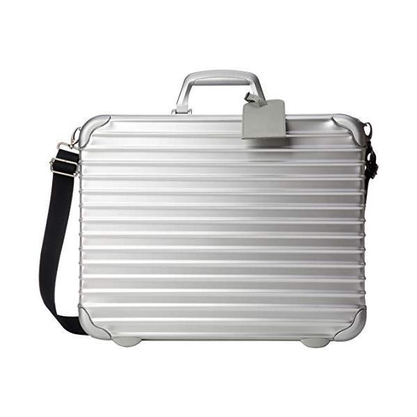 リモワ キャリーバッグ ATTACHE CASE 17L Handcase 1-2日 機内持ち込み可 40 cm 2.5kg Silver liberty-online 06