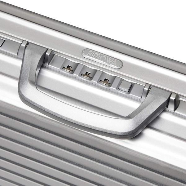 リモワ キャリーバッグ ATTACHE CASE 17L Handcase 1-2日 機内持ち込み可 40 cm 2.5kg Silver liberty-online 07