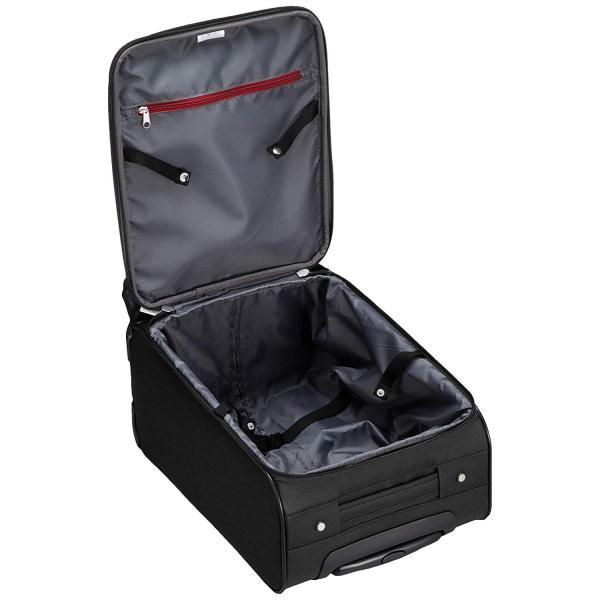リミニ スーツケース アーサーTR 機内持ち込み可 26L 2.6kg ブラック×ブラック|liberty-online