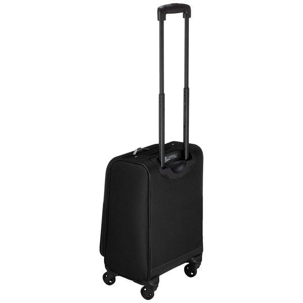 リミニ スーツケース アーサーTR 機内持ち込み可 26L 2.6kg ブラック×ブラック|liberty-online|02