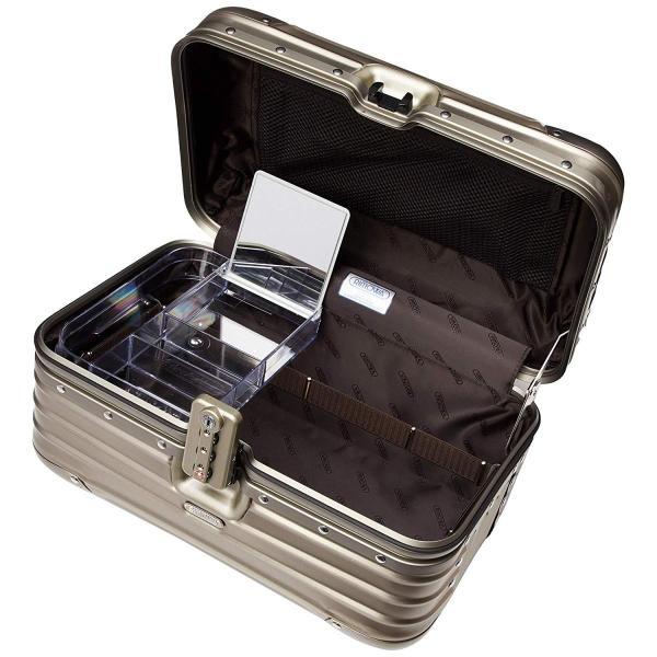 リモワ キャリーバッグ TOPAS TITANIUMBEAUTY CASE 11L Beatycase 機内持ち込み可 25 cm 6.3k|liberty-online|04