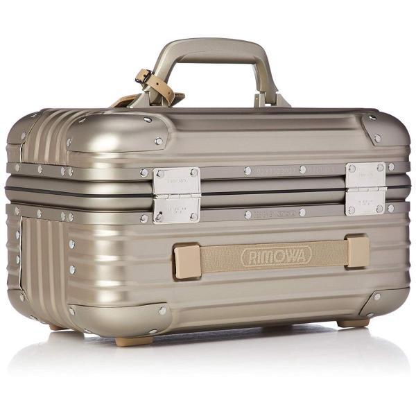 リモワ キャリーバッグ TOPAS TITANIUMBEAUTY CASE 11L Beatycase 機内持ち込み可 25 cm 6.3k|liberty-online|06