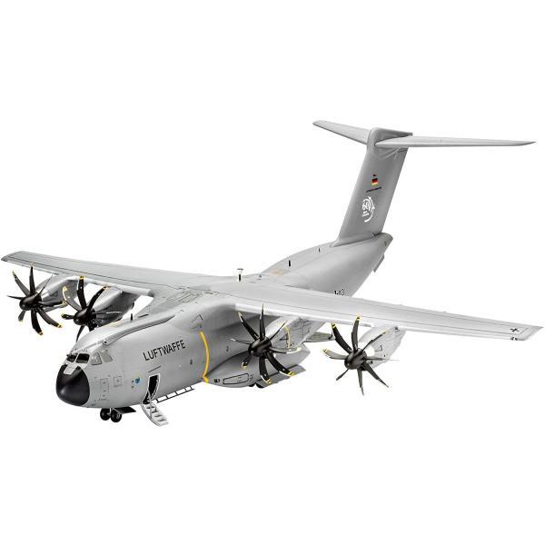 ドイツレベル 1/72 エアバス A400M ルフトヴァッフェ プラモデル 03929|liberty-online|04