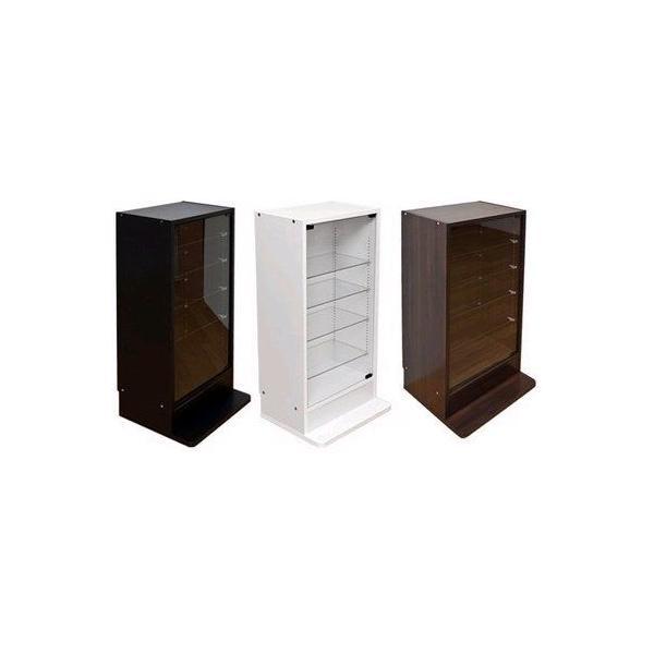 コレクションケース キュリオケース キュリオガラスキャビネット 飾り棚 ラック コレクションボックス/ガラスショーケース liberty