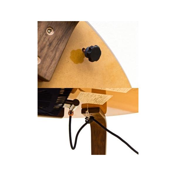こたつテーブル 楕円コタツ継脚式オーバル型120幅 ちゃぶ台SCP-120|liberty|02