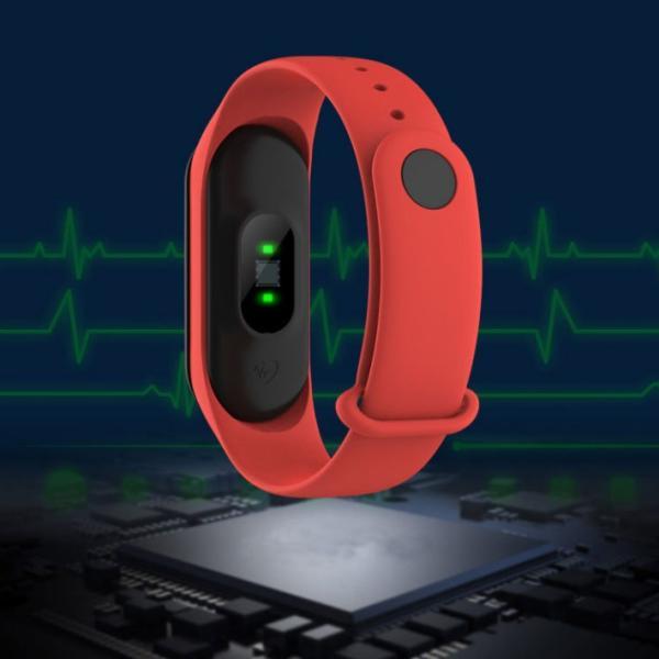 スマートブレスレット 血圧計 心拍計 歩数計 健康管理 天気予報 着信通知 LINE アプリ通知 Bluetooth iphone iOS & Android 日本語APP対応 日本語説明書付き|life-mart|07