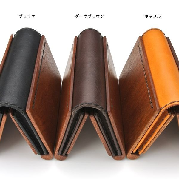 for card case05 木と革の名刺入れ|life-store|06
