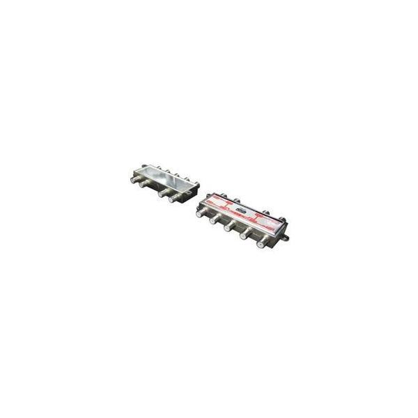 変換名人 アンテナ 1:8分配器(VHF・UHF・BS・CS) VUBC-18