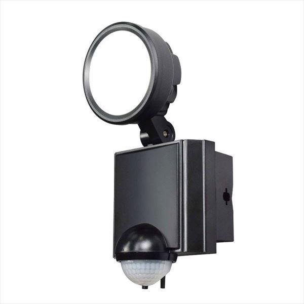 エルパ 屋外用LEDセンサーライト AC電源 8WLED 1灯 ESL-SS801AC