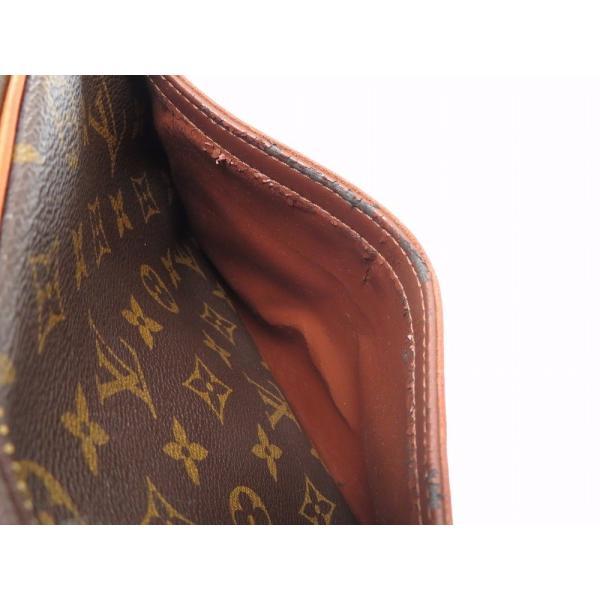 ルイヴィトン モノグラム ブロワ M51221 ショルダーバッグ バッグ LV 0097  中古  LOUIS VUITTON