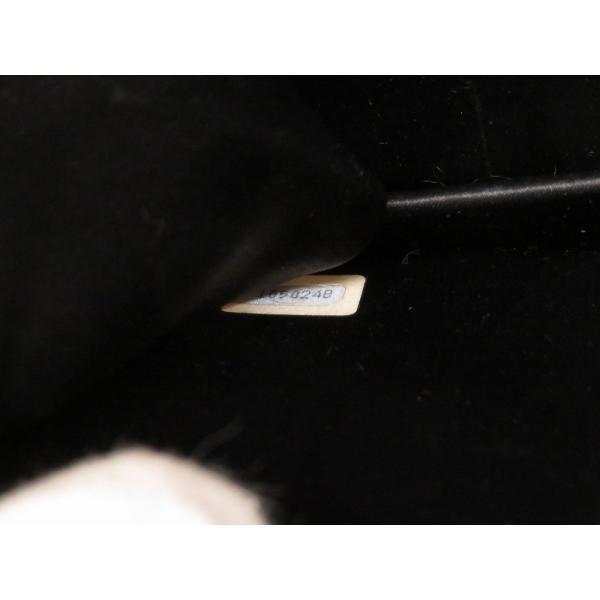 美品 シャネル マトラッセ サテン ブラック ココマーク ターンロック ゴールドチェーン ショルダーバッグ バッグ 黒 0116  中古  CHANEL