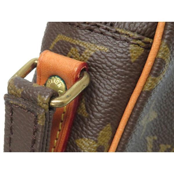 美品 ルイ ヴィトン モノグラム ダヌーブ M45266 ショルダーバッグ バッグ LV 0121 LOUIS VUITTON