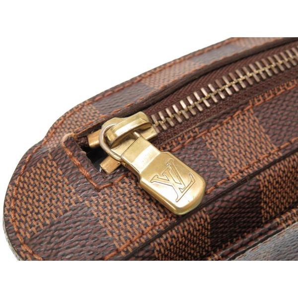 美品 ルイヴィトン ダミエ ジェロニモス ウエスト バッグ N51994 LV 0185 LOUIS VUITTON
