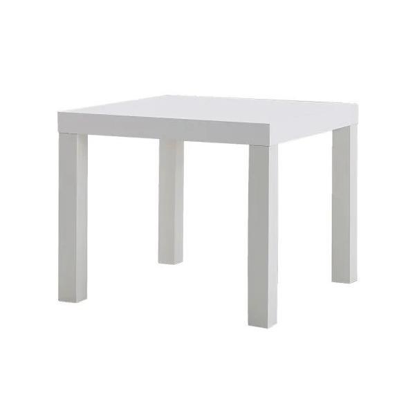 IKEAイケア750円LACKラックサイドテーブル,ホワイトサイズ55x55cm104.499.09