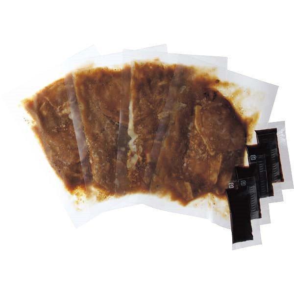 お取り寄せグルメ 帯広名物 ぶた八の豚丼の具(4食) メーカー直送 ボリューム お得で美味しい 食品|lifegift-shop|03