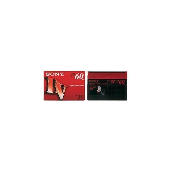 【納期目安:2週間】ソニー 10DVM60R3 デジタルビデオテープ