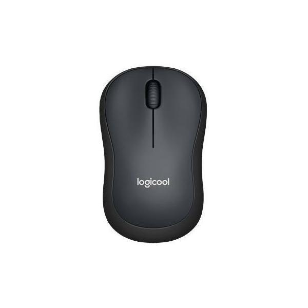 LOGICOOL ロジクール 静音マウス M221GR チャコールマット仕様の静音マウスの画像