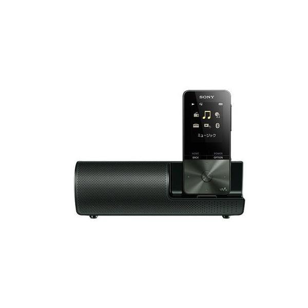 【納期目安:2週間】ソニー NW-S315K-B 16GB ウォークマンSシリーズ[メモリータイプ] スピーカー付 (NWS315KB)