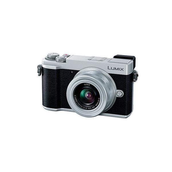 パナソニック DC-GX7MK3K-S デジタル一眼カメラ/標準ズームレンズキット【標準ズームレンズ付属】 (シルバー)