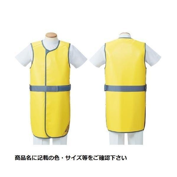 【納期目安:1週間】マエダ CMD-0012050805 防護衣 シンプラー・コート MSC-25S(マジカルライト) オレンジ【医療機関のみ注文可】 (CMD0012050805)