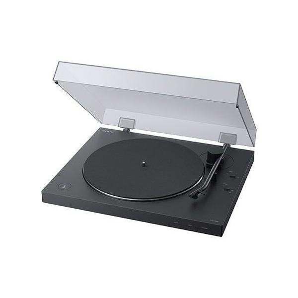 【納期目安:4/22入荷予定】ソニー PS-LX310BT ステレオレコードプレーヤー (PSLX310BT)